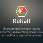 Atelier Rekall – Lille – 15 octobre 2015